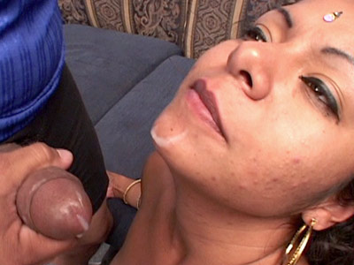 Indian pussy dick stuffed. Lascivious Indian babe getting stuffed with cock