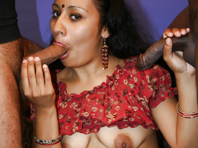 Indian whore does orgy. Indian whore Lashki goes for a gangbang party and got her holes crammed with huge schlongs